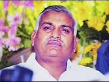 Former BSP leader Babu Singh Kushwaha. IBNLIVE
