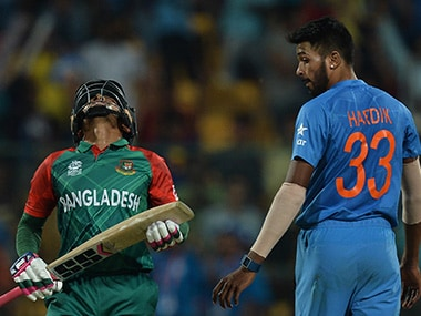 Up against history, Bangladeshs gameplan for India was spot on, before their three-ball implosion