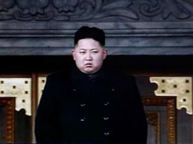 Kim Jong-Un test fires rocket launcher, vows to continue developing nuclear arsenal