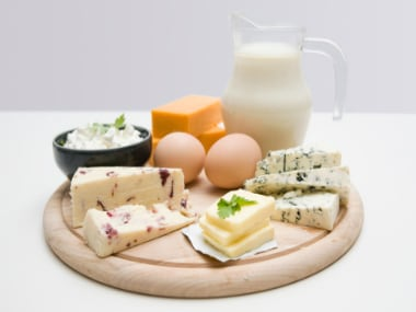 Protein-rich foods. GETTY IMAGES