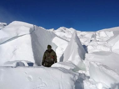 Siachen avalanche: Body of Army jawan recovered from under snow