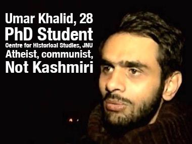 JNU row: Delhi Court to give order on Umar Khalid, Anirban Bhattacharyas bail on 18 March