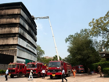 A file photo of NMNH fire. Naresh Sharma