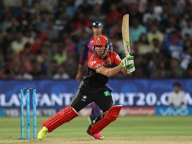 ipl 2016 yet another ab de villiers virat kohli show as bangalore