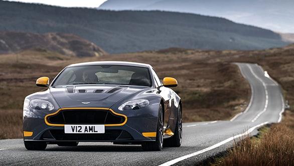 Price Of Aston Martin Vantage V S Latest News On Price Of Aston - Aston martin vantage s price
