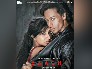 Baaghi review: As plastic as Tiger Shroff's over-bronzed body in the posters