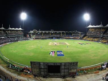 M.A Chidambaram Stadium, Chennai. GettyImages