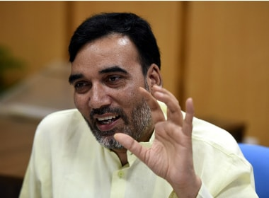 Office of profit row: AAPs Gopal Rai claims party victimised by Election Commission, says they arent afraid of bypolls