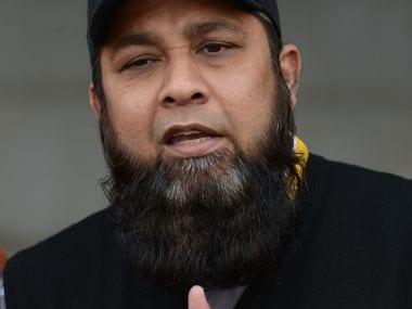 Pakistan chief selector Inzamam-ul-Haq. AFP