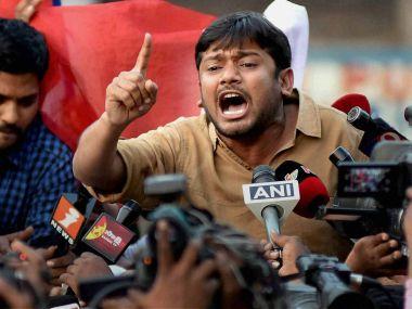 A file photo of Kanhaiya Kumar. PTI