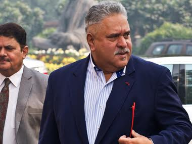 A file photo of Vijay Mallya.AFP