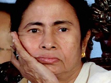 File image of Mamata Banerjee. PTI