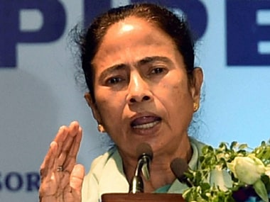 File photo of TMC chief Mamata Banerjee. PTI