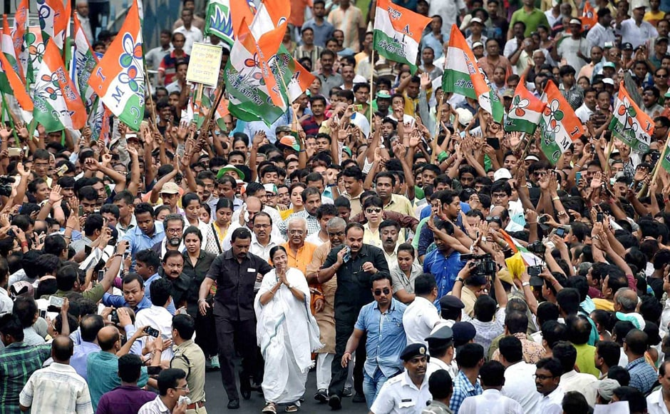 All eyes will be on south Kolkata's Bhabanipur, where Mamata Banerjee — seeking re-election — is facing a challenge from Left Front-backed Congress nominee Deepa Dasmunshi and Netaji Subhas Chandra Bose's grandnephew Chandra Kumar Bose of the BJP. PTI