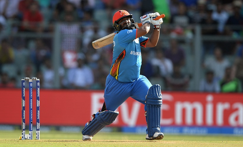 Mohammad Shahzad. Getty Images