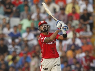 Murali Vijay scored a half-century against RPSG at Mohali. BCCI