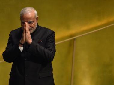 PM Narendra Modi. AFP