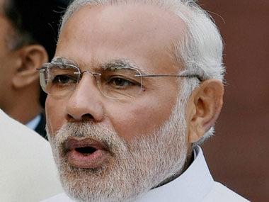 PM Narendra Modi. PTI