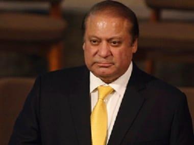 Pakistan Prime Minister Nawaz Sharif. File photo Reuters