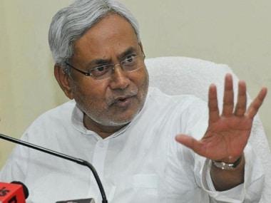 Nitish Kumar. News18