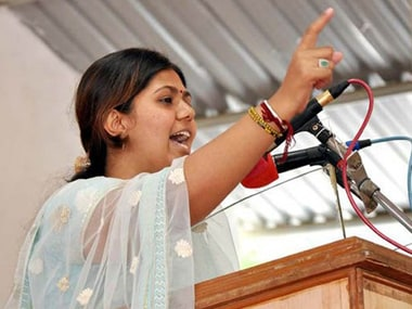 Pankaja Munde, accused of flouting contract procedures, gets clean chit from ACB