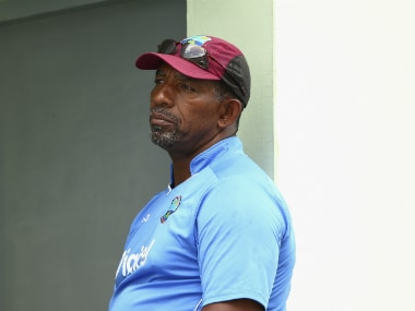 File photo of West Indies coach Phil Simmons. Getty Images