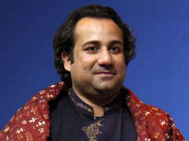 A file photo of Rahat Fateh Ali Khan. Image credit: Flickr