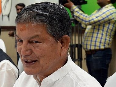 Former Uttarakhand Chief Minister Harish Rawat. AFP