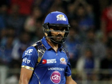 File picture of Rohit Sharma. BCCI