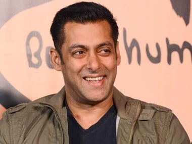 Salman Khan. Image from IBNlive