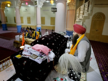 Pakistan re-opens 300-year-old Sikh Gurudwara after 73 years; Muslim neighbours believe attack is inevitable