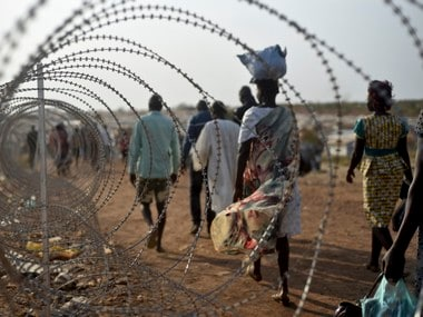 UN camps attacked as heavy fighting erupts in South Sudan capital Juba