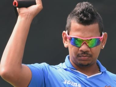 File image of Sunil Narine. AFP