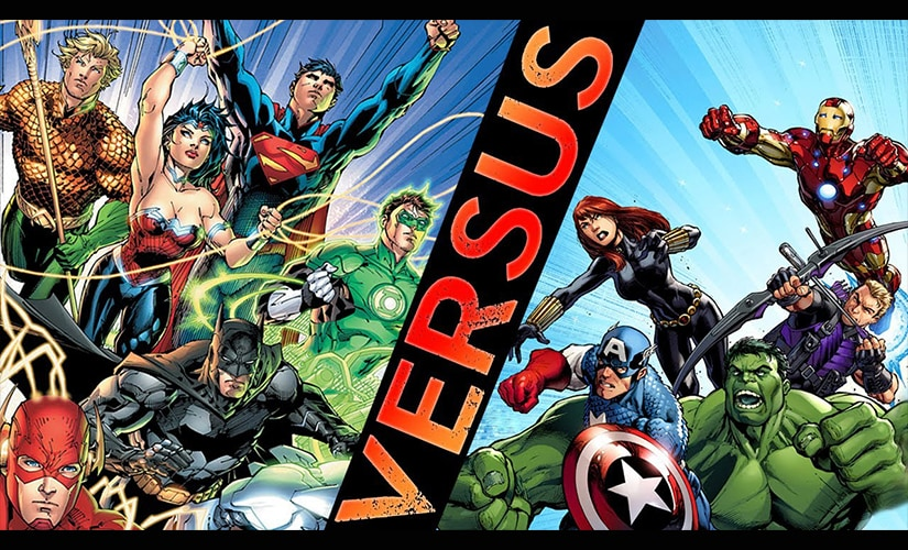 Battling for superhero supremacy: How the Marvel, DC rivalry has moved into a new phase