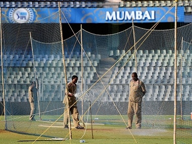 IPL matches have been shifted out of the Wankhede stadium and Maharashtra due to drought. PTI