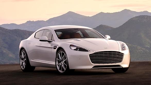 Aston Martin Rapide Price In India Latest News On Aston - Aston martin rapide price