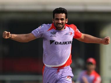 Zaheer Khan has been given charge of captaining Delhi Daredevils. IPL