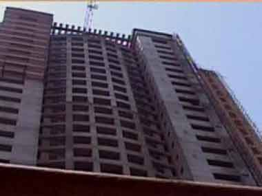 The Adarsh building . Image courtesy: IBNLive