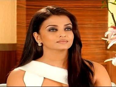 Aishwarya Rai. Image from IBNlive