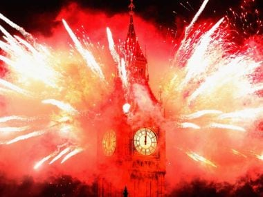 The Big Ben. Getty images
