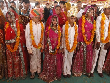 Tent dealers come together to help curb child marriages in Rajasthan & Tent dealers come together to help curb child marriages in Rajasthan ...