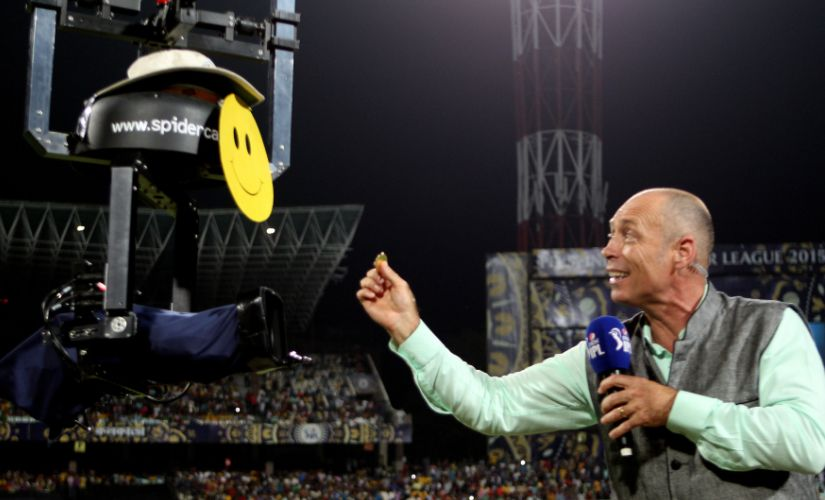 Danny Morrison. Photo: BCCI