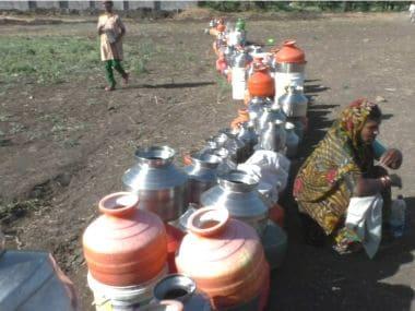 Marathwada has been suffering from severe drought conditions. aajlatur.com
