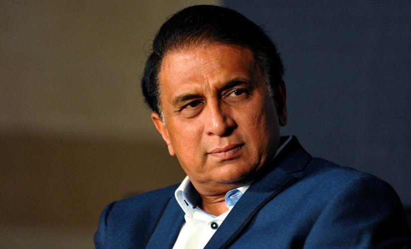 Sunil Gavaskar. AFP