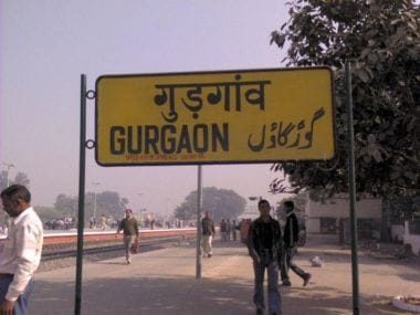 The Aakar Patel column: Gurgaon turns to Gurugram, but a new name doesn't make a city better