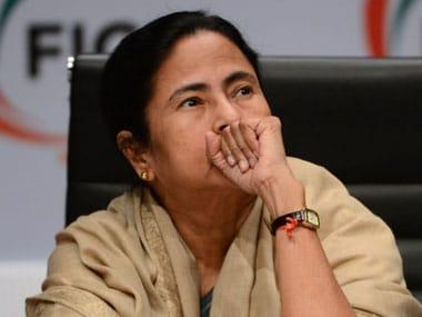 File photo of West Bengal CM Mamata Banerjee. AFP