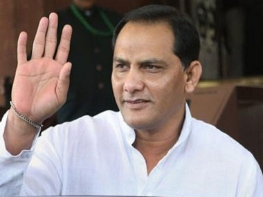 VVS Laxman inaugurates Rajiv Gandhi International Stadium's North Stand in honour of Mohammad Azharuddin