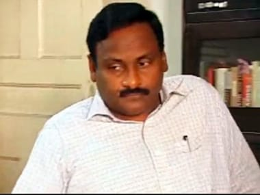 File image of GN Saibaba. Screen grab from YouTube