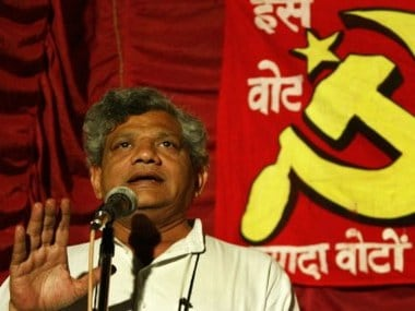 File image of Sitaram Yechury. Reuters