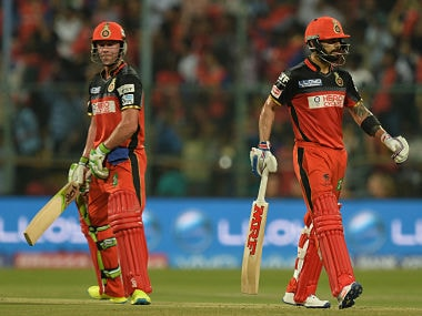 IPL 2016, KKR vs RCB Preview: Kohli-de Villiers lie in the way as Knight Riders eye play-off berth